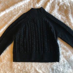 Primark Beaded Sweater NWT